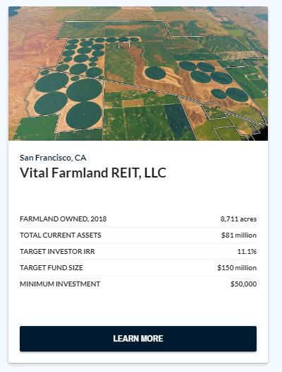 Farmland LP REIT