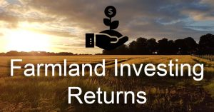 Historical returns from farmland investments